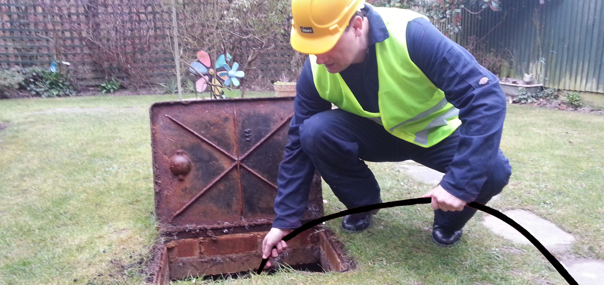 block drains berkshire