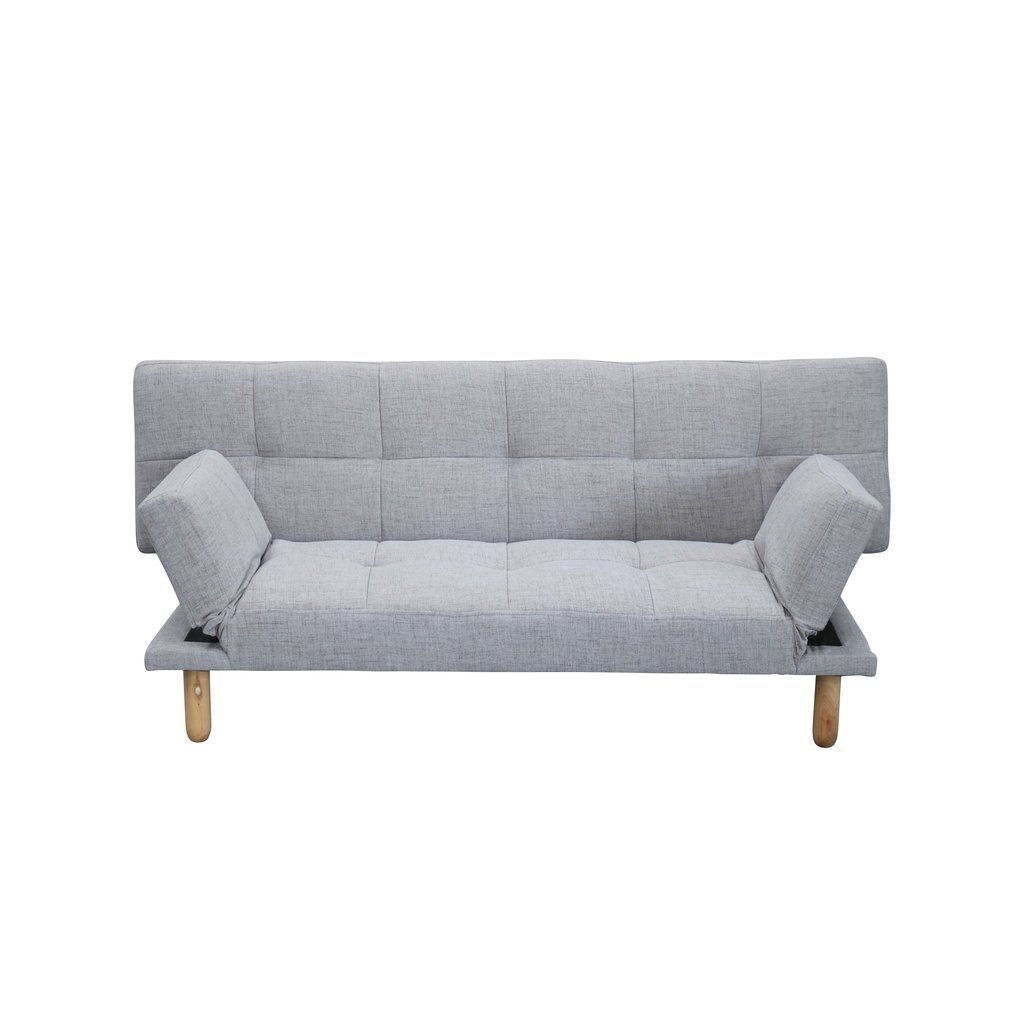 Westwood Fabric Sofa Bed 3 Seater Couch Luxury Modern ...