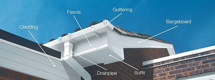 Upvc Fascia Boards Are Durable That Also Enhance The