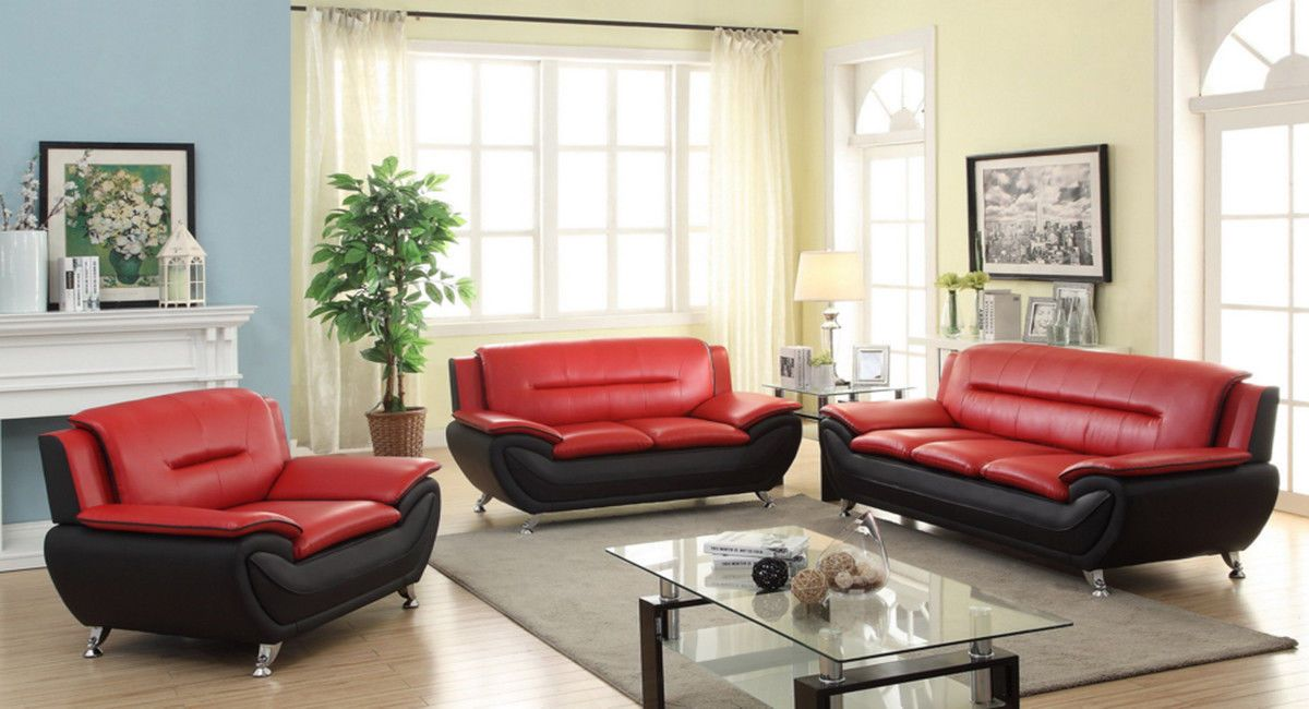 Get Comfortable With Gia Modern Luxury 3 2 1 Seater Sofa Set