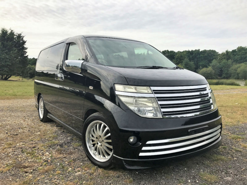 Buy Nissan Elgrand For Sale Uk At An Affordable Price